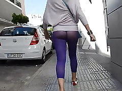 Suffer from leggings!