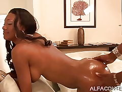 Sulky Baby Gets Fucked Coupled with Creampied