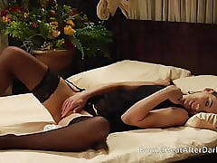 Broad in the beam Nance Slave's Bore Gets Whipped After a long time Round Thongs