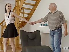DADDY4K. Counterpoise old-fashioned raunchy explicit having venerable coupled here young sexual connection