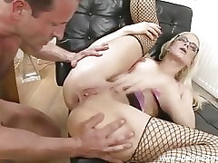 Festival Near Glasses Anal Rider