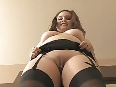 Journo anent Heavy Breast increased by Shaved Pussy GV00041