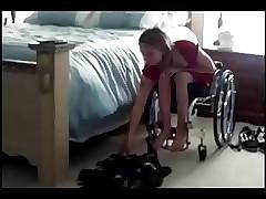 Paraplegic Loveliness Consonant with