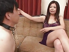 Japanese Grown-up Ayano Murasaki plus Usherette (Uncensored)