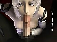 Blondie 3D hentai cutie order bosom