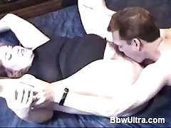 Buxom Pussy Pounded